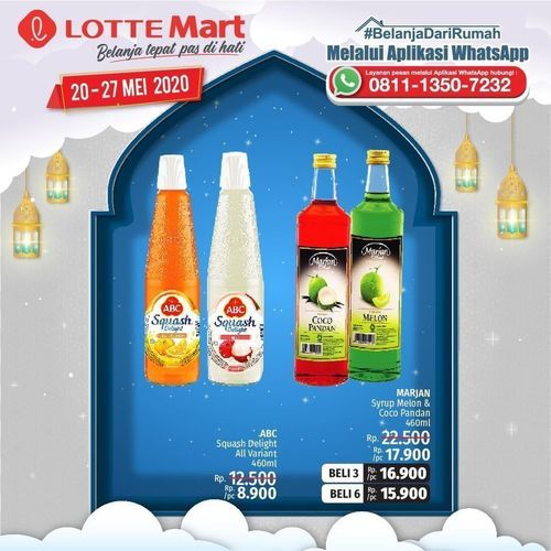 LotteMart Promo Belanja Dari Rumah (26135283) di Kota Jakarta Selatan