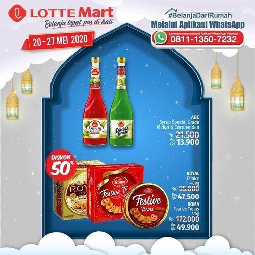 LotteMart Promo Belanja Dari Rumah (26135287) di Kota Jakarta Selatan