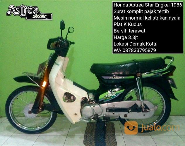 Honda Astrea Star 1986 (26141143) di Kab. Demak