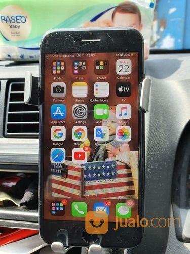 Iphone 7 32gb Barang 100% Berfungsi, Masih Powerfull, Body Fisik Pemakaian 80% (26146263) di Kota Jakarta Barat