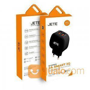 CHARGER USB JETE C9 2A 2 PORT (26150123) di Kota Surabaya