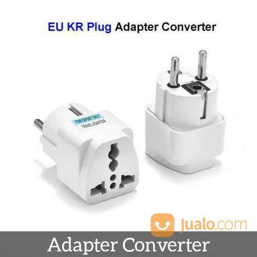 Adaptor Converter 3 Ke 2 (26151395) di Kota Medan