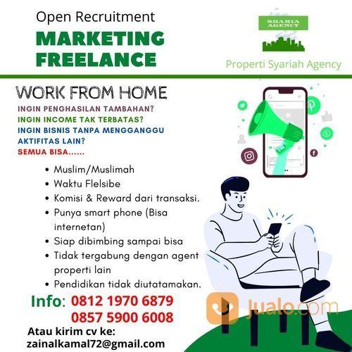 Lowongan Kerja Marketing Properti Syariah Freelance Bandung Jualo
