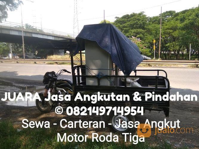 Sewa Carteran Jasa Angkut Motor Gerobak Roda Tiga Viar Tossa Dorkas Fukuda (26159027) di Kab. Jombang