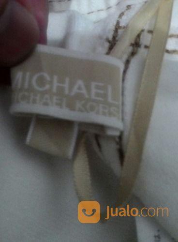 Flare Jeans Michael Kors Storm White Original Kondisi 97% Like NEW (26162419) di Kota Jakarta Pusat