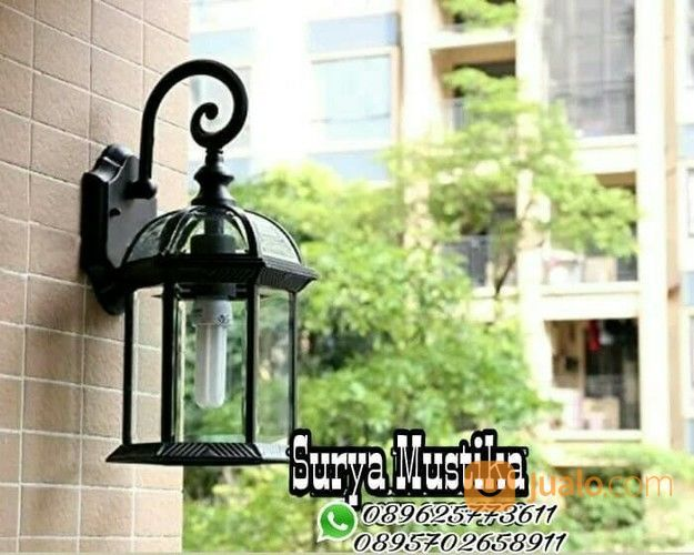 Lampu Dinding Taman Seri 21 Jakarta Timur Jualo