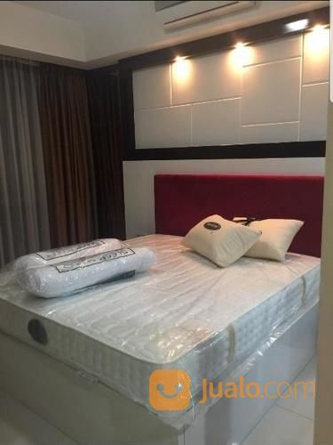 Apartemen ST Moritz Tower Ambas 3 BR Furnished (26163123) di Kota Jakarta Barat
