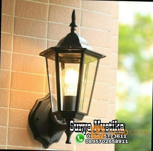 Lampu Dinding Taman Seri 31 Jakarta Timur Jualo