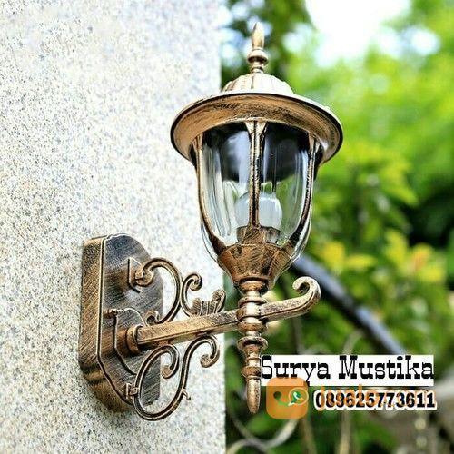 Lampu Dinding Taman Seri 25 Jakarta Timur Jualo