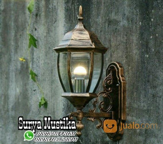 Lampu Dinding Taman Seri 09 Jakarta Timur Jualo