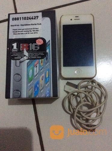 HP Iphone 4 16 Gb Ex Inject CDMA Smartfren Kondisi Mati (26175199) di Kota Jakarta Barat
