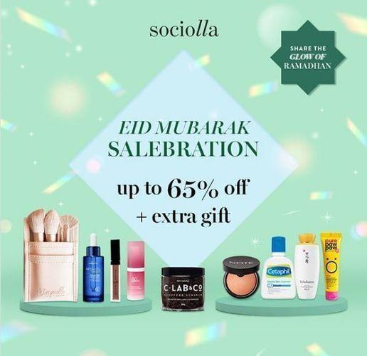 Sociolla - Promo Eid Mubarak (26179127) di Kota Jakarta Selatan