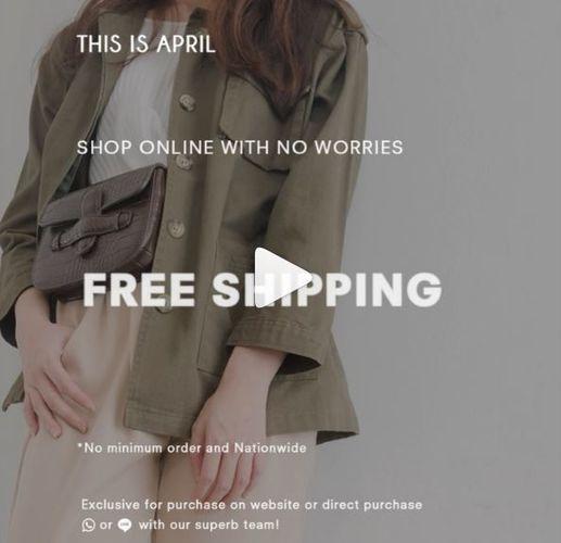 This is April - Free Shipping (26179295) di Kota Jakarta Selatan