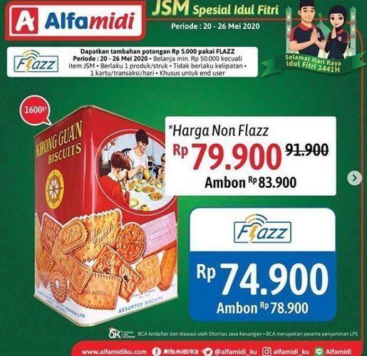 Alfamidi - Promo Flazz (26179323) di Kota Jakarta Selatan