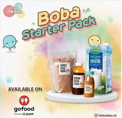 Fat Bobba - Promo Starterpack (26179603) di Kota Jakarta Selatan