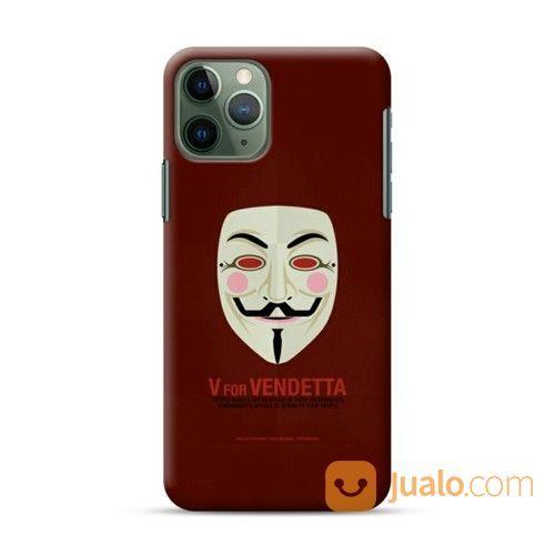Vendetta Mask IPhone 11 Pro Custom Hard Case (26182607) di Kota Bekasi