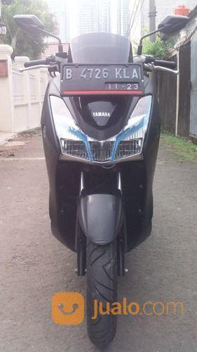 Yamaha Lexi 125 CC Blue Core Full Injection Warna Hitam Dop Tahun 2018 (26183303) di Kota Jakarta Selatan