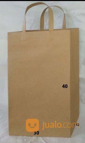 Paper Bag -Tas Kertas 30x12x40 (26183475) di Kota Surabaya