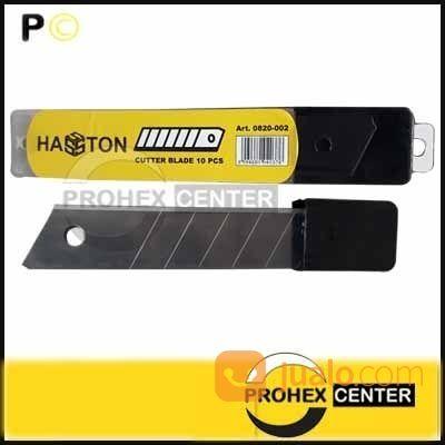 HASSTON PROHEX Refil Pisau Cutter 18mm 10 Blade ART.0820-002 (26188087) di Kota Magelang
