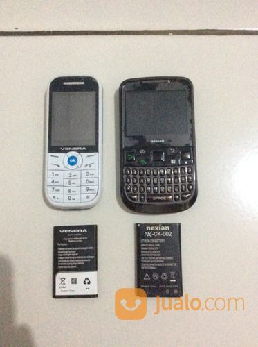 Nexian NX G920 Qwerty & Venera 128 Dual GSM (26188107) di Kota Jakarta Barat