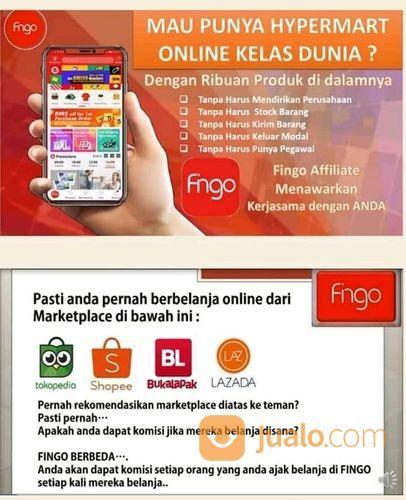 Bisnis Online 2020 Sebuah Aplikasi Sedang Viral Bonus Besar (26191039) di Kota Jakarta Barat