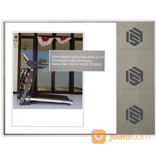 Treadmill Elektrik Series Kyoto 114 ( COD Salatiga ) (26191219) di Kota Salatiga