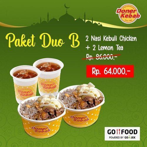 Doner Kebab Package Promo (26192915) di Kota Jakarta Selatan