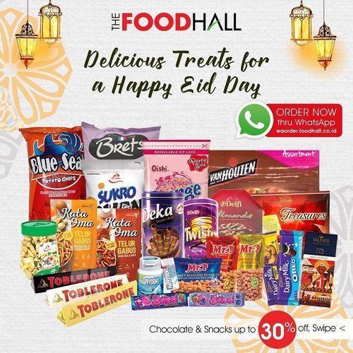 FoodHall Delicious Treats Promo (26193011) di Kota Jakarta Selatan