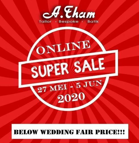 Atham Tailor Online Super Sale (26193051) di Kota Jakarta Selatan