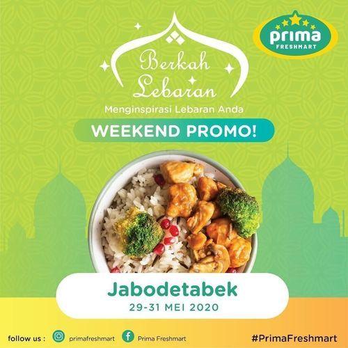 Prima Freshmart Weekend Promo Jabodetabek (26193111) di Kota Jakarta Selatan
