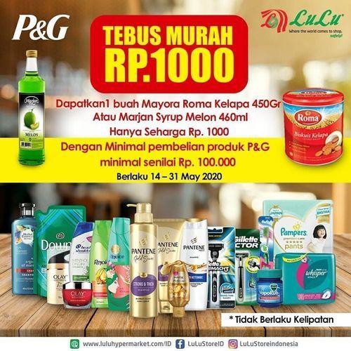 LuLu Hypermart Tebus Murah Promo (26193131) di Kota Jakarta Selatan