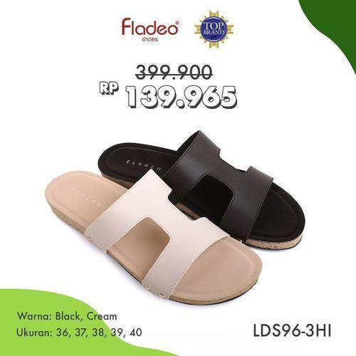 Fladeo Shoes Promo Special Price (26193155) di Kota Jakarta Selatan