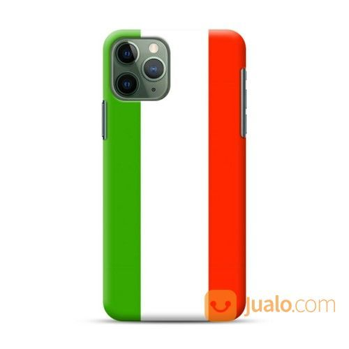 Flag Of Italy IPhone 11 Pro Custom Hard Case (26194083) di Kota Bekasi