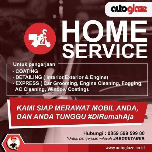 Auto Glaze Home Service (26194207) di Kota Jakarta Selatan