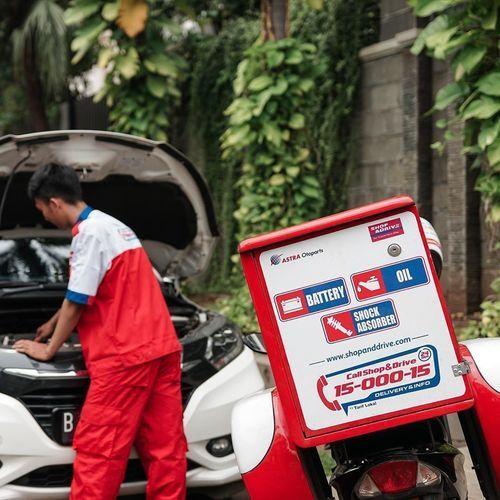 Shop And Drive Layanan #BatteryHomeDelivery (26194215) di Kota Jakarta Selatan
