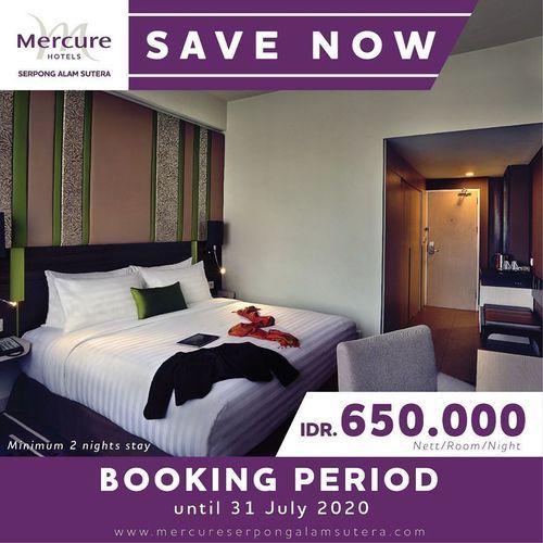 Mercure Serpong Alam Sutera Hotel Promo Special Price (26194275) di Kota Jakarta Selatan