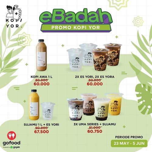 Kopi YOR Promo eBadah (26202627) di Kota Jakarta Selatan