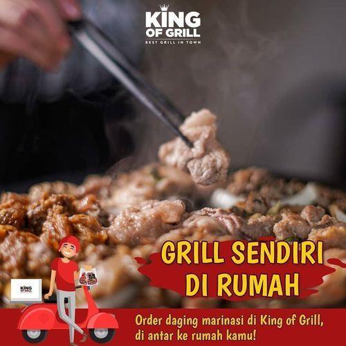 King Of Grill Grill Sendiri Dirumah (26202655) di Kota Jakarta Selatan