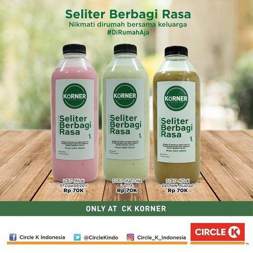 Circle K Seliter Berbagi Rasa (26202679) di Kota Jakarta Selatan