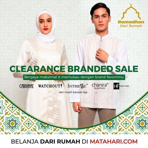 Matahari Clearance Branded Sale (26209987) di Kota Jakarta Selatan