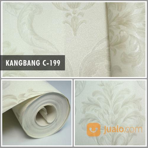 Wallpaper Dinding Motif Batik Besar Bahan Timbul Bertekstur Jakarta Barat Jualo
