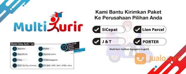 Multi Kurir Adalah Solusi Buat Anda Yang Ingin Buka Agen Ekspedisi Dikota Anda (26219111) di Kota Jakarta Pusat