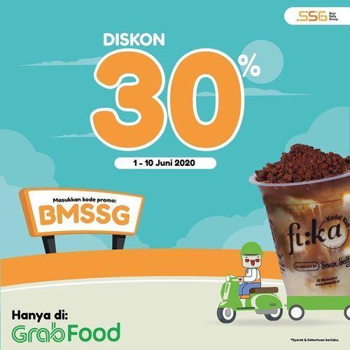 Fika A Concept by Sour Sally Discount 30% (26222203) di Kota Jakarta Selatan