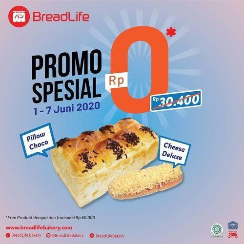 Breadlife Promo Spesial (26222219) di Kota Jakarta Selatan