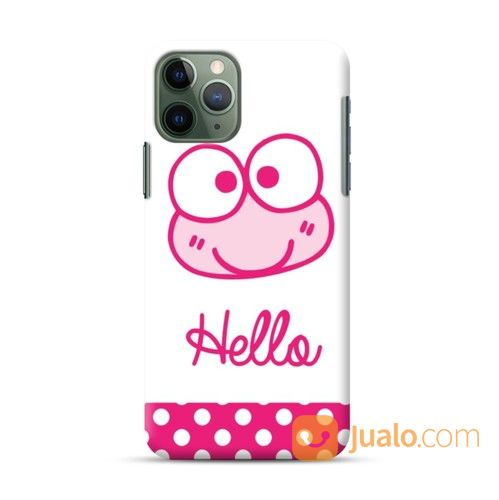 Hello Frog IPhone 11 Custom Hard Case (26228227) di Kota Bekasi