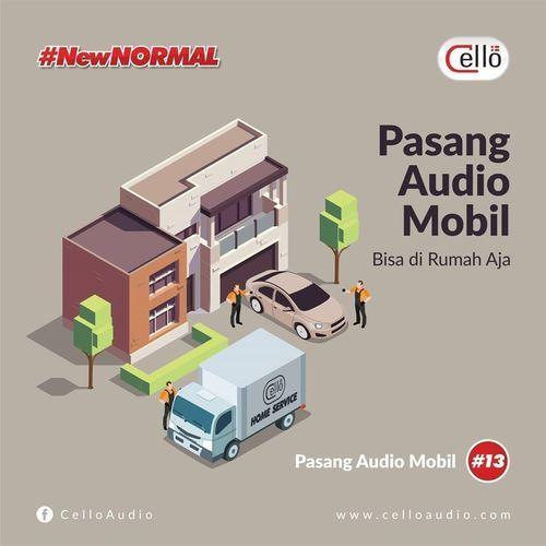 Cello Audio Pasang Audio Mobil (26244351) di Kota Jakarta Selatan