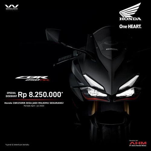 Honda Honda CBR 250 RR Special Price (26265547) di Kota Jakarta Selatan
