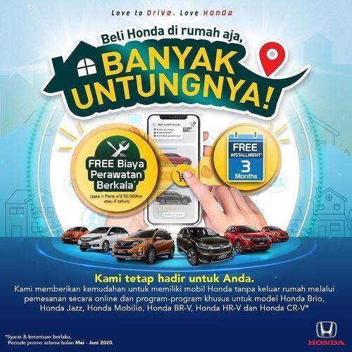 Honda Indonesia Banyak Untungnya +Free Biaya Perawatan Berkala (26299703) di Kota Jakarta Selatan