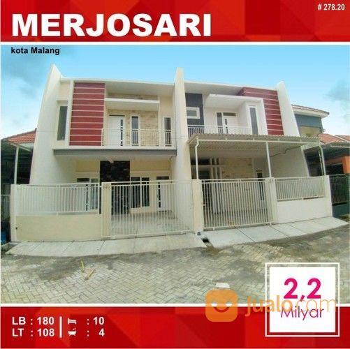 Rumah Kost 10 Kamar Luas 108 Di Merjosari Sigura Gura Kota Malang _ 278.20 (26303695) di Kota Malang