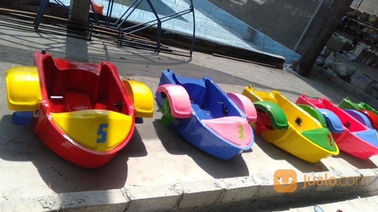 Handboat Odong Sepeda Dayung Kayuh Waterboom Komedi Putar (26306207) di Kab. Way Kanan